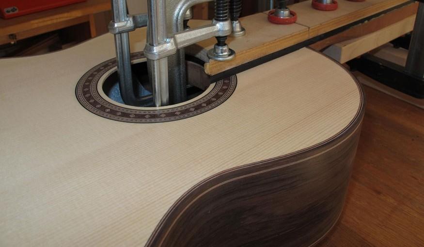 gitary klasyczne lutnicze